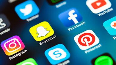 صورة مواقع التواصل الاجتماعي: آداب وتنبيهات
